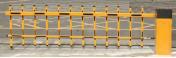 单层栅栏杆道闸