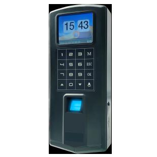 刷卡指纹密码考勤门禁一体机