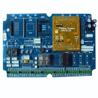CAN总线ID卡/IC卡脱机停车场系统控制板专业板