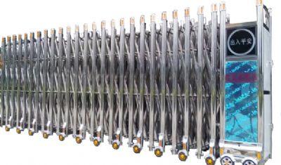 YKT-P19有轨电动门