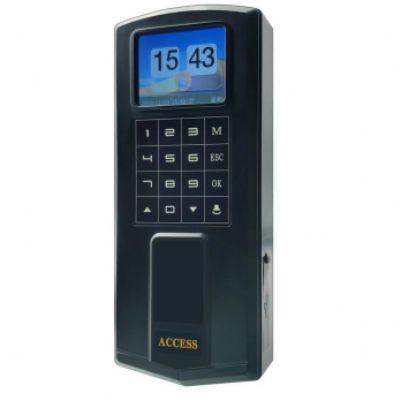 刷卡+密码考勤一体机